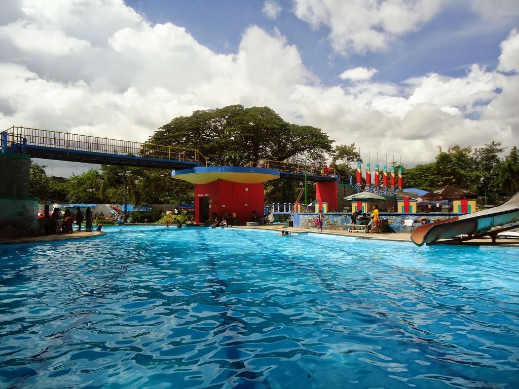 Water Park Sumber Udel Blitar Tempat Berbagi Pinterest Kab