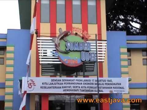 Waterbom Sumber Udel Blitar Gufran Khusyairi Sumberudel Waterpark East Java