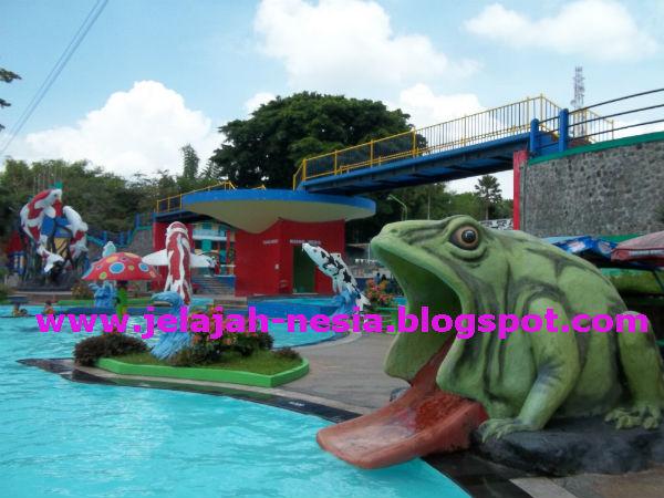 Www Jelajah Nesia Blogspot Water Park Sumber Udel Indah Pemandian