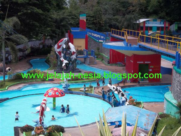 Www Jelajah Nesia Blogspot Water Park Sumber Udel Indah Terdapat