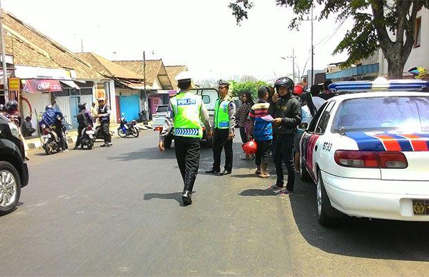 2 Operasi Zebra Polisi Jaring 84 Kendaraan Blitar Times Anggota