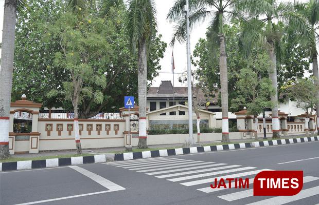 Empat Skpd Kabupaten Blitar Bakal Ngantor Kantor Bupati Jalan Soedanco