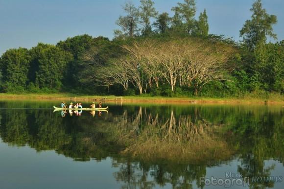 10 Tempat Wisata Blora Wajib Dikunjungi 8 Waduk Greneng Agrowisata