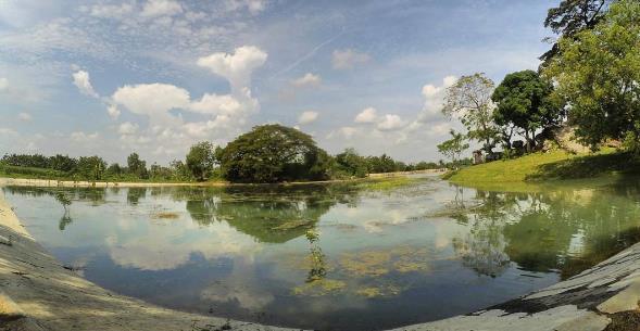 17 Tempat Wisata Blora Jawa Tengah Terbaik Waduk Bentolo Agrowisata