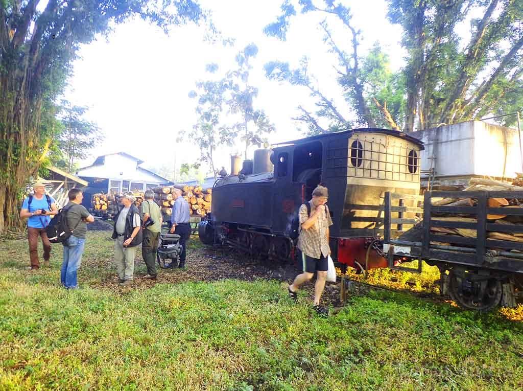 18 Tempat Wisata Blora Jawa Tengah Terkenal Aneka Kereta Uap