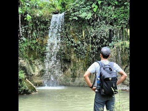 Air Terjun Kedung Mansur Temanjang Blora Jateng Youtube Agrowisata Kab