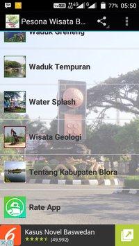 Pesona Wisata Blora Apk Download Free Travel Local App Poster