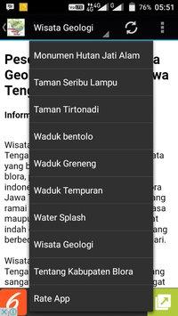 Pesona Wisata Blora Apk Download Free Travel Local App Screenshot