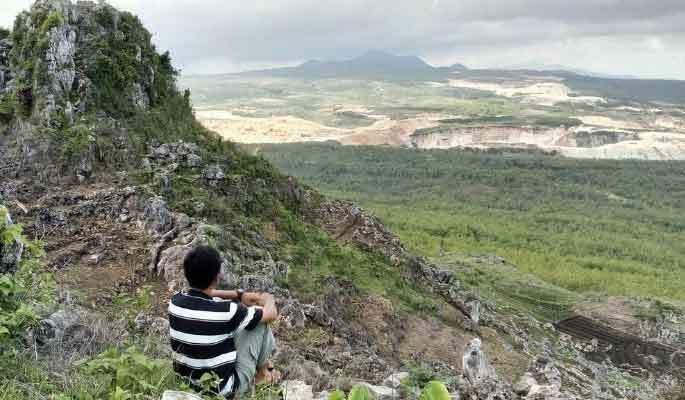 20 Tempat Wisata Blora Terkenal Terbaru Halo Ngawi Gunung Pencu