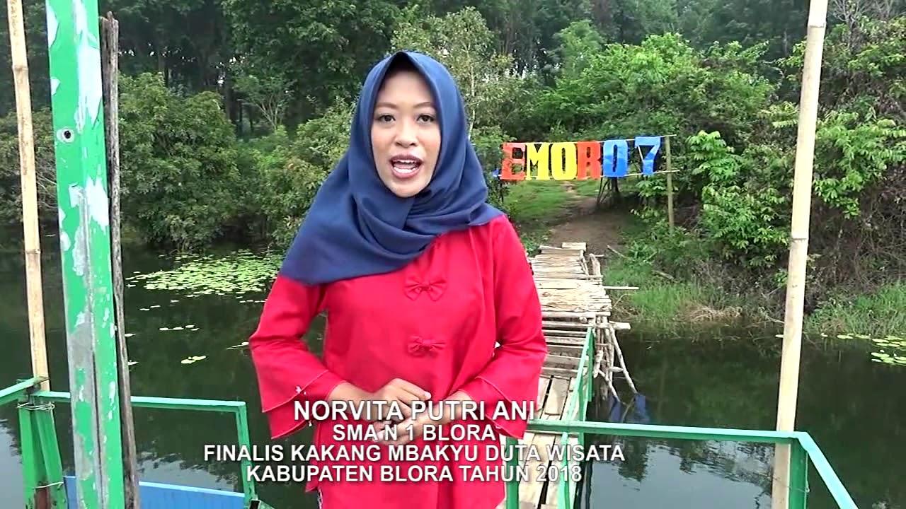 Duta Wisata Kakang Mbakyu Kab Blora 2018 Youtube Bukit Janjang