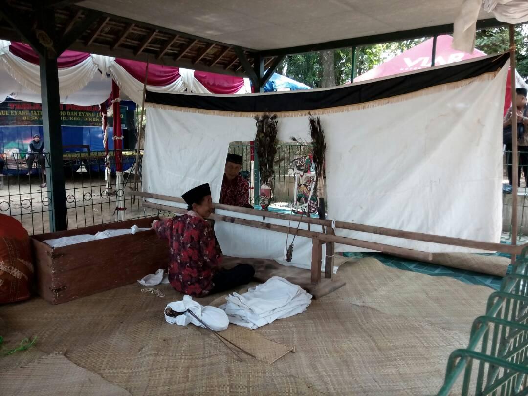 Manganan Janjang Budaya Makam Jati Kusuma Suwara Wisata Blora Acara