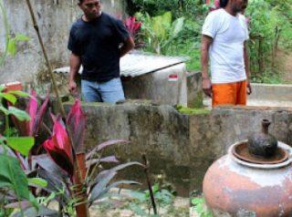 Tradisi Manganan Janjang Gentong Keramat Sendang Kraonan Bukit Kab Blora