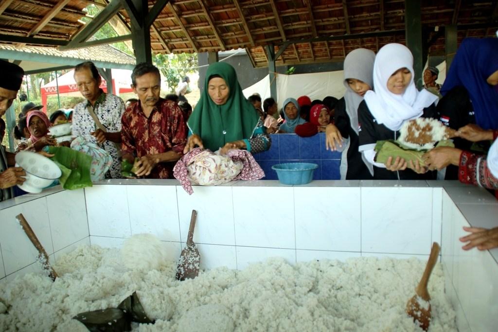 Tradisi Manganan Janjang Jadi Wisata Budaya Blora Rakyat Featuredsambang Desa