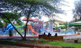 Harga Tiket Alamat Wisata Taman Sarbini Water Splash Blora Kampung