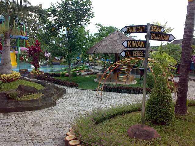 Kampoeng Bluron Infoblora Kampung Kab Blora