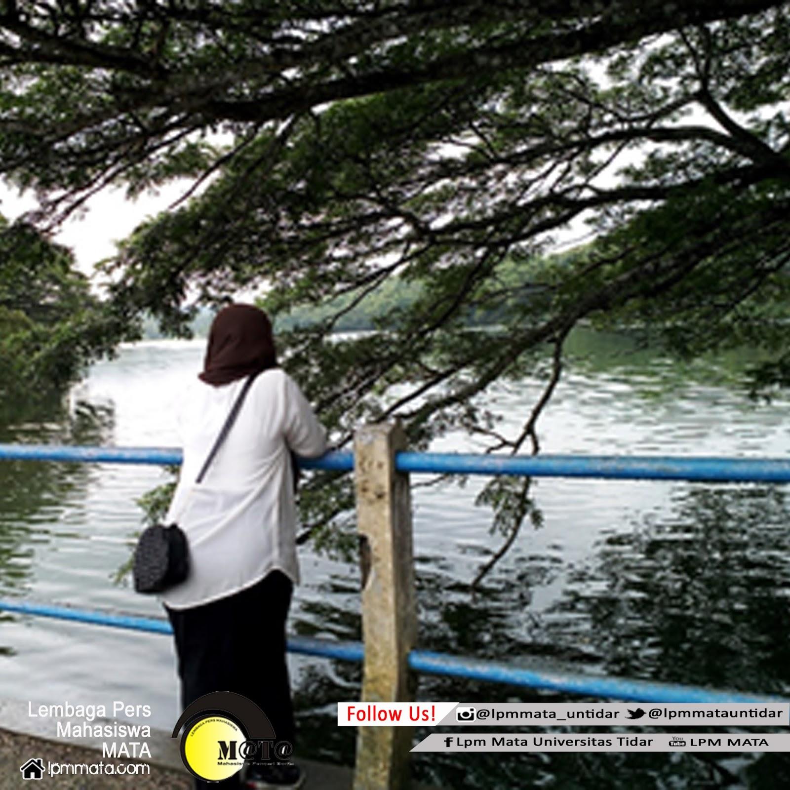 Lpm Mata Untidar Cantik Waduk Tempuran Sebuah Terletak Kecamatan Blora