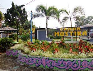 Destinasi Tempat Objek Wisata Kabupaten Blora Taman Mustika Kampung Gojekan
