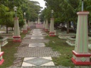 Destinasi Tempat Objek Wisata Kabupaten Blora Taman Seribu Lampu Cepu