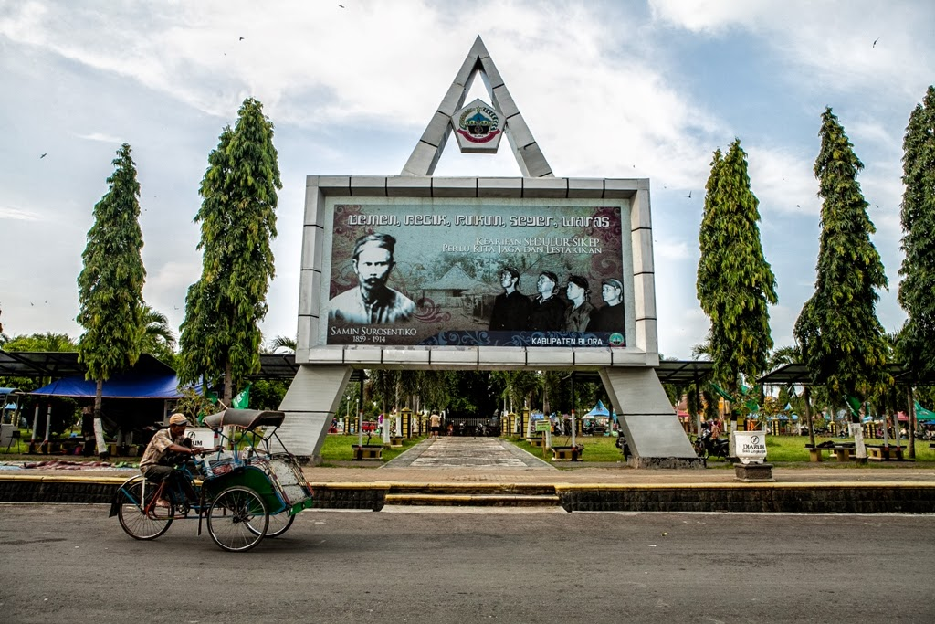 Kabupaten Blora Wikipedia Bahasa Indonesia Ensiklopedia Bebas Alun Kampung Gojekan