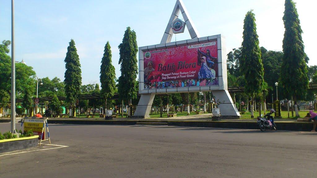 Kabupaten Blora Wikipedia Bahasa Indonesia Ensiklopedia Bebas Alun Kota Kampung