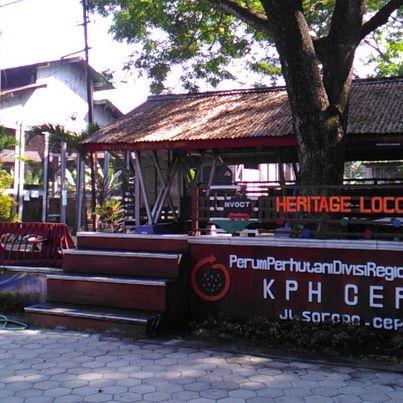 Pariwisata Dinporabudpar Blora Instagram Account Wana Wisata Loco Tour Cepu