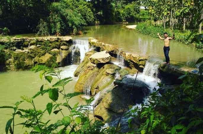 Tempat Wisata Blora Terbaru 2018 Indah Waduk Bentolo Kampung Gojekan
