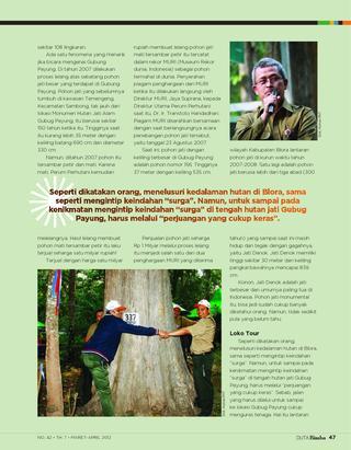 Majalah Duta Rimba 42 Mar Apr 2012 Perhutani Issuu Rupiah