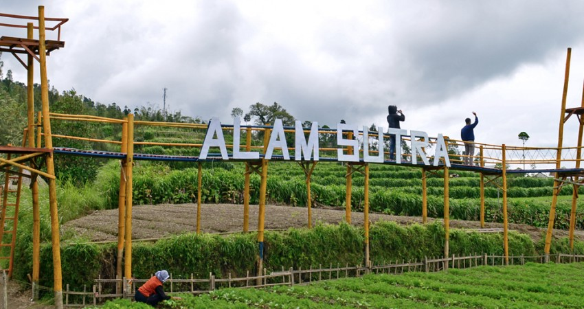 March 2017 Tips Wisata Alam Sutra Spot Berupa Gardu Pandang