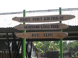 Wisata Blora Cepu Menarik Monumen Hutan Jati Alam Kab