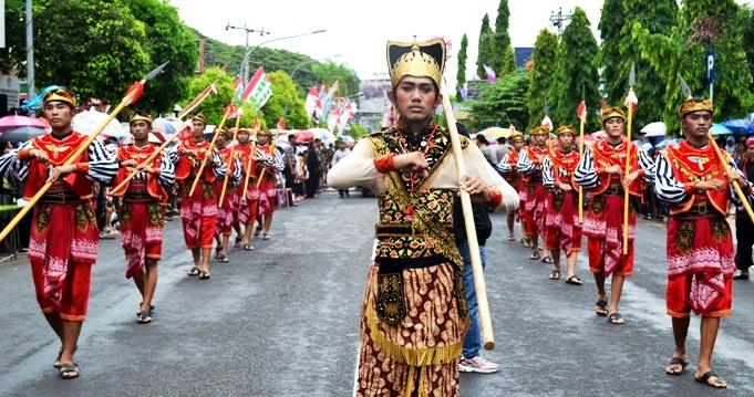 Agenda Kegiatan Seni Budaya Hari Jadi Kabupaten Blora 266 Taman