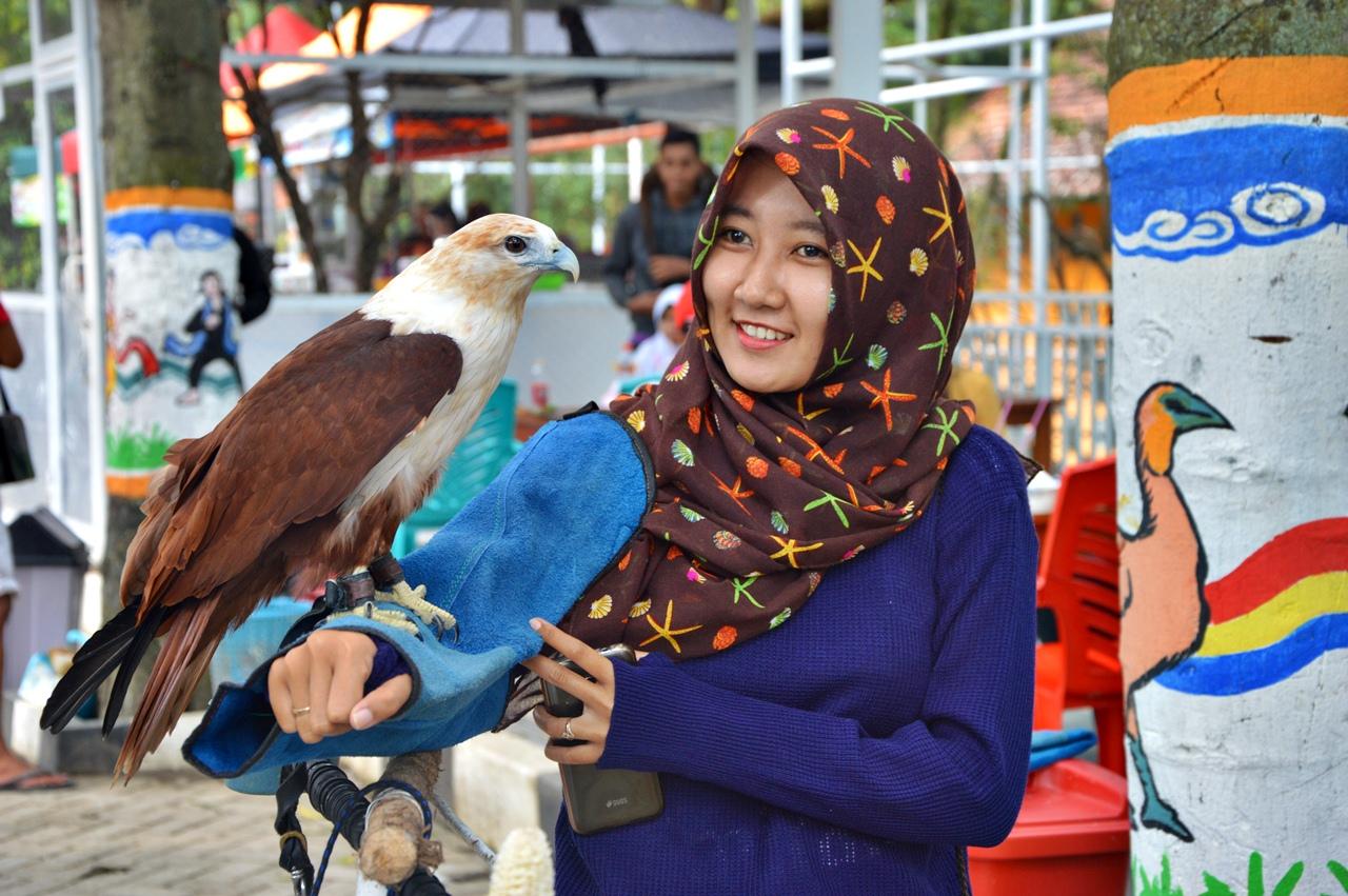 Serunya Berakhir Pekan Taman Tirtonadi Kota Blora Infoblora Sela Salah