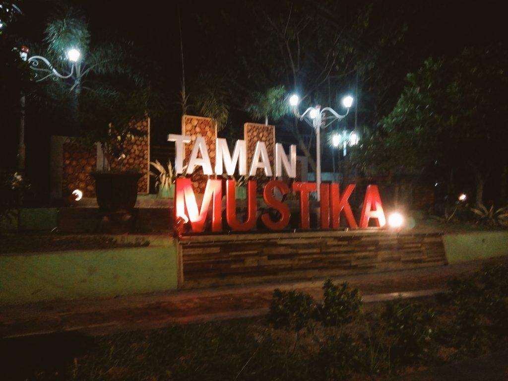 Ayo Dolan Blora Twitter Selamat Malam Menyapa Taman Mustika Kota