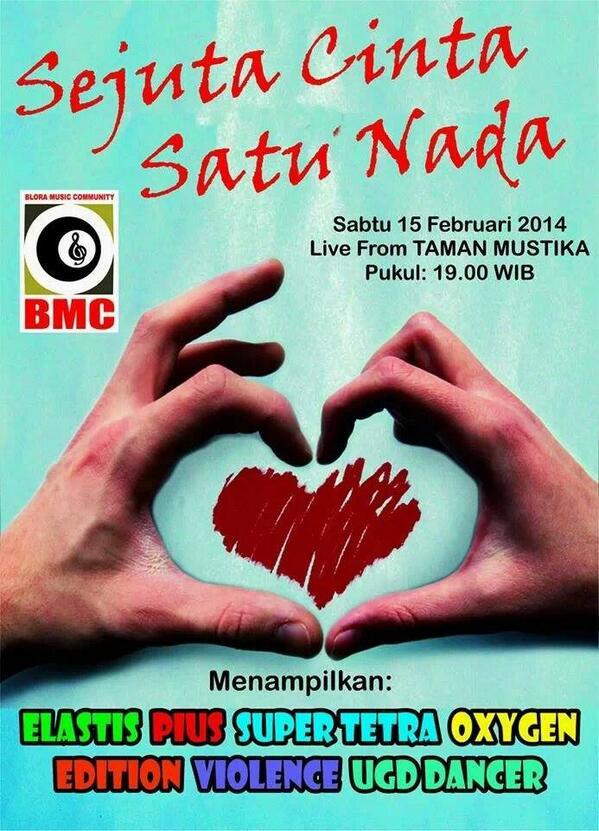 Blora Kota Barongan Twitter Feliz Official Acara Live Music Satnight