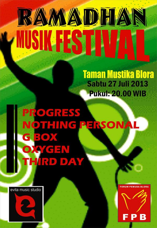 Blora Kota Barongan Twitter Musiksatnight Fpb Present Ramadhan Musik Festival