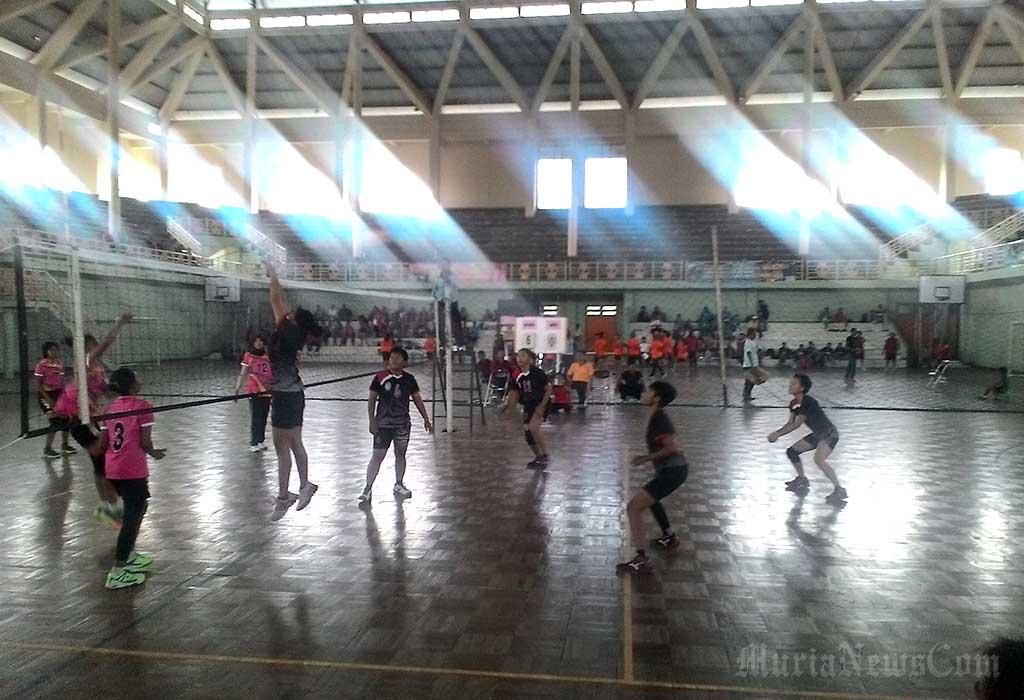 Blora Murianewscom Laman 35 Pertandingan Voli Turnamen Bupati Cup Antara