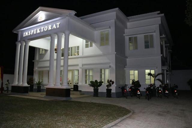 Foto Indah Kota Blora Mustika Seputarkotablora Gedung Inspektorat Taman Kab