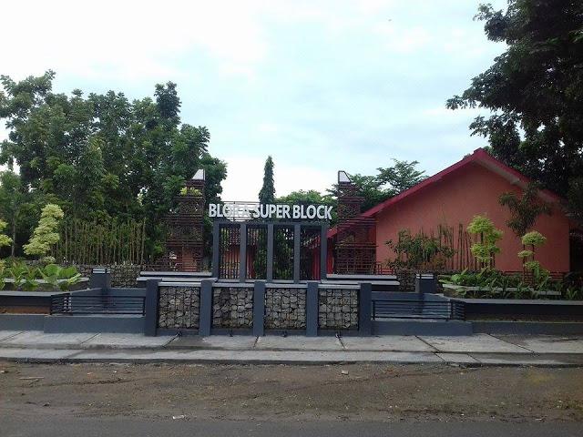 Foto Indah Kota Blora Mustika Seputarkotablora Taman Super Block Kab