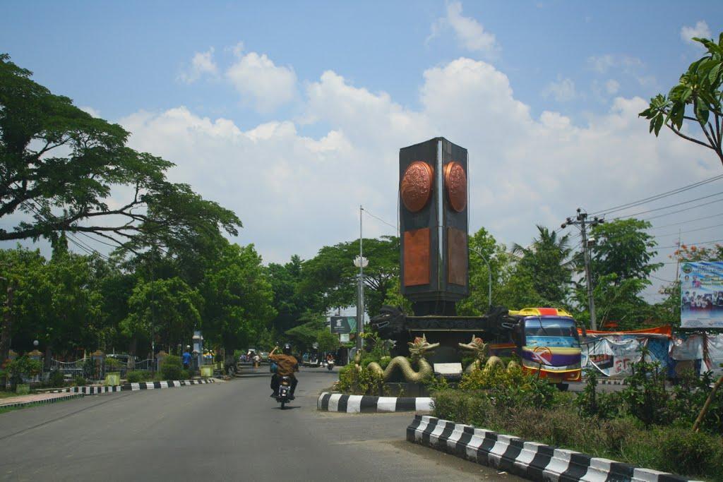 Kabupaten Blora Wikipedia Bahasa Indonesia Ensiklopedia Bebas Tugu Adipura Jalan
