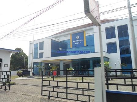 Kantor Pelayanan Pajak Pratama Blora Jateng Harian Sebenarnya Dekat Pusat