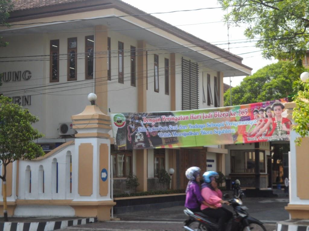 Klinik Kesehatan Konsep Sosial Blora Kota Mustika Kantor Pemerintahan Taman