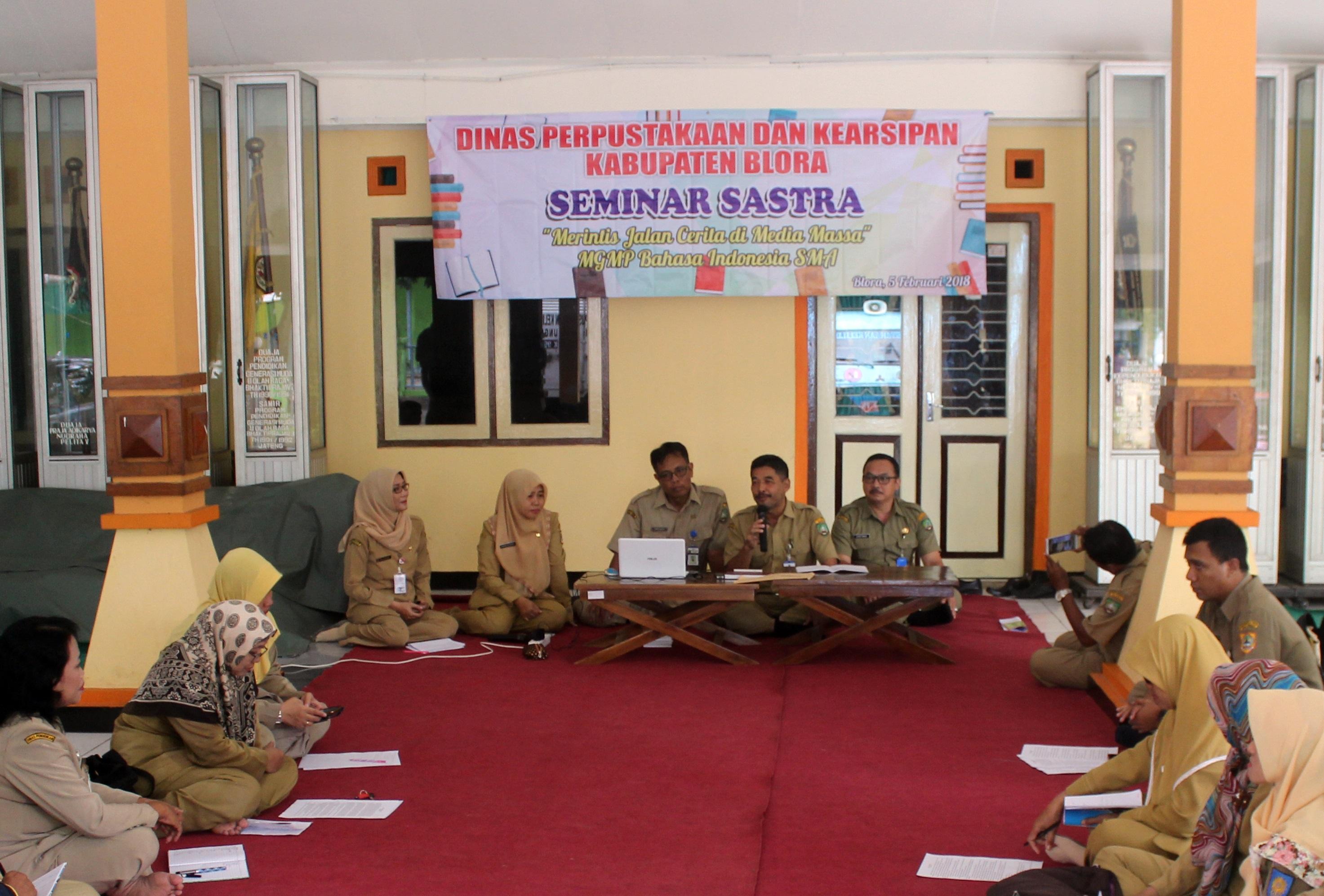 Seni Budaya Website Pemerintah Kab Blora Musyawarah Guru Mata Pelajaran