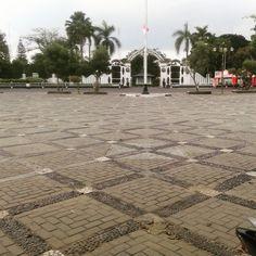 Bukit Pencu Blora Central Java Indonesia Pinterest Alun Taman Sarbini