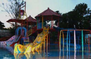Harga Tiket Alamat Wisata Taman Sarbini Water Splash Blora Kab