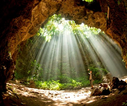 Kab Blora Goa Terawang Tempat Wisata Kabupaten Taman Sarbini Water
