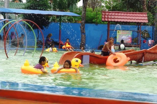 Keseruan Water Splash Blora Jawa Tengah Forum Diskusi Bisnis Jpg