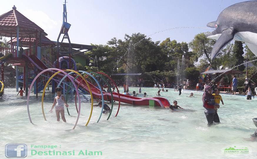 Taman Sarbini Water Splash Blora Kab