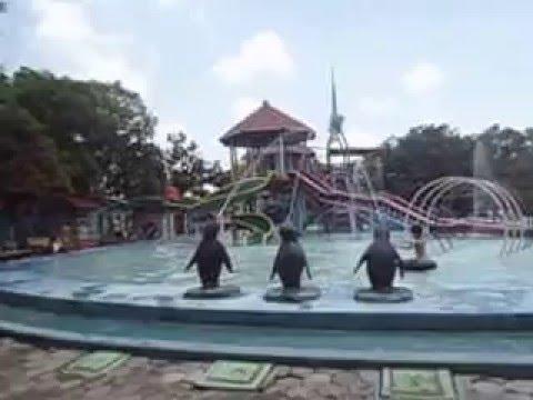 Taman Sarbini Youtube Blora Water Splash Kab