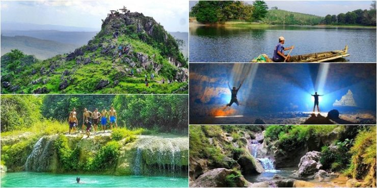Tempat Wisata Blora Mas Benu Blogger Stories Taman Sarbini Water