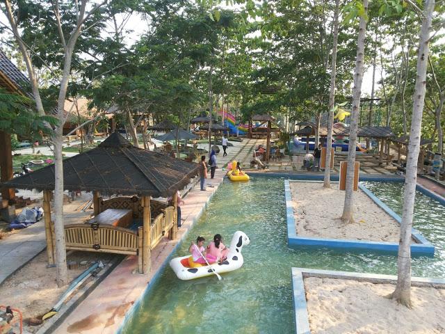 18 Tempat Wisata Blora Jawa Tengah Terkenal Kampung Gojekan Taman