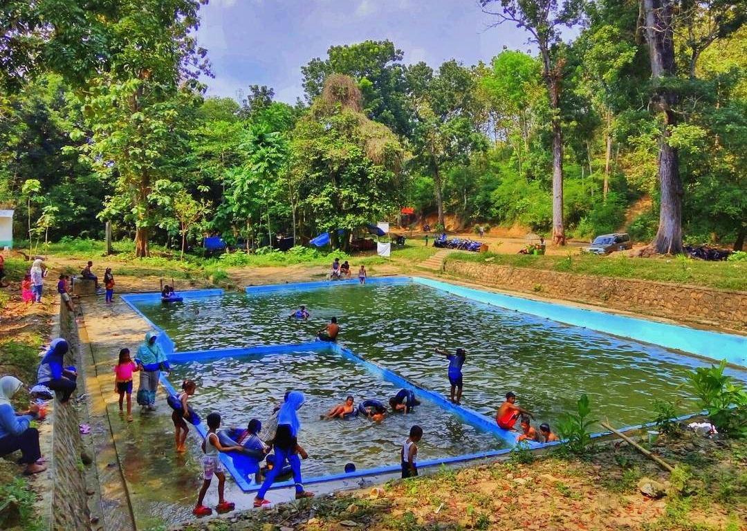 Daftar Objek Wisata Kabupaten Blora Tengah Naik Daun Updates Kolam